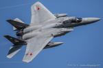 michioさんが、茨城空港で撮影した航空自衛隊 F-15J Eagleの航空フォト(写真)