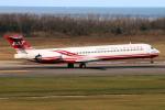 なごやんさんが、新潟空港で撮影した遠東航空 MD-83 (DC-9-83)の航空フォト(写真)