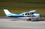 なごやんさんが、新潟空港で撮影した川崎航空 TU206F Turbo Stationairの航空フォト(写真)