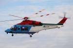 なごやんさんが、新潟空港で撮影した新潟県消防防災航空隊 AW139の航空フォト(写真)