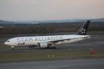 meijeanさんが、新千歳空港で撮影した全日空 777-281の航空フォト(写真)