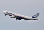 mototripさんが、成田国際空港で撮影した日本貨物航空 747-8KZF/SCDの航空フォト(写真)