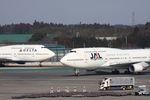 StarJet777さんが、成田国際空港で撮影した日本航空 747-446の航空フォト(写真)