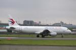 やまさんが、福岡空港で撮影した中国東方航空 A320-214の航空フォト(写真)