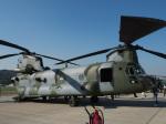 チャッピー・シミズさんが、ソウル空軍基地で撮影した大韓民国陸軍 CH-47Dの航空フォト(写真)