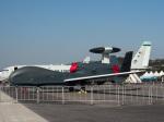 チャッピー・シミズさんが、ソウル空軍基地で撮影したアメリカ空軍 RQ-4 Global Hawkの航空フォト(写真)