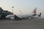 TAOTAOさんが、青島流亭国際空港で撮影した香港ドラゴン航空 A320-232の航空フォト(写真)
