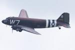 Tomo-Papaさんが、アンドルーズ統合基地で撮影したアメリカ企業所有 C-47A Skytrainの航空フォト(写真)