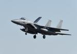 バーダーさんが、千歳基地で撮影した航空自衛隊 F-15J Eagleの航空フォト(写真)