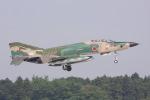 元青森人さんが、茨城空港で撮影した航空自衛隊 RF-4E Phantom IIの航空フォト(写真)