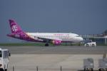 せせらぎさんが、静岡空港で撮影したフンヌ・エアー A319-112の航空フォト(写真)
