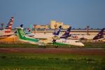 あぽやんさんが、成田国際空港で撮影したANAウイングス DHC-8-402Q Dash 8の航空フォト(写真)