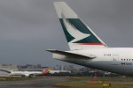 masa707さんが、福岡空港で撮影したキャセイパシフィック航空 777-367の航空フォト(写真)