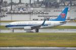 tsubasa0624さんが、羽田空港で撮影した中国南方航空 737-71Bの航空フォト(飛行機 写真・画像)