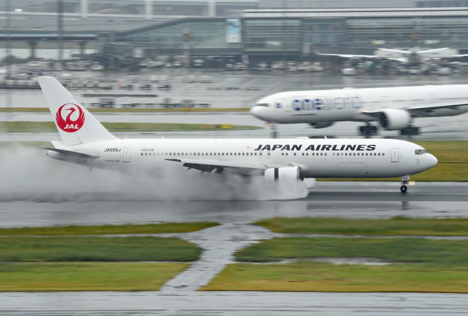 tsubasa0624さんの日本航空 Boeing 767-300 (JA655J) 航空フォト