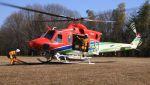 C.Hiranoさんが、青梅市で撮影した栃木県消防防災航空隊 412EPの航空フォト(写真)