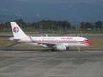 StarMarineさんが、鹿児島空港で撮影した中国東方航空 A319-115の航空フォト(写真)