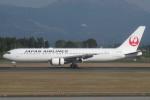 StarMarineさんが、鹿児島空港で撮影した日本航空 767-346の航空フォト(写真)