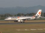 StarMarineさんが、鹿児島空港で撮影したジェットスター・ジャパン A320-232の航空フォト(写真)