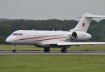 IL-18さんが、ロンドン・ルートン空港で撮影したHeda Airlines   BD-700-1A11 Global 5000の航空フォト(写真)
