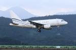 HLeeさんが、台北松山空港で撮影した中国個人所有 A318-112 CJ Eliteの航空フォト(写真)