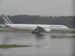 ✈︎Skyteam文✈︎N723AN✈︎さんが、成田国際空港で撮影したエールフランス航空 777-328/ERの航空フォト(写真)