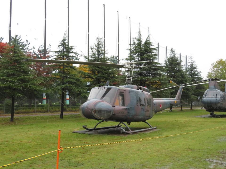 MIRAGE E.Rさんの陸上自衛隊 Fuji UH-1H (41676) 航空フォト