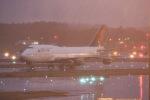 mototripさんが、成田国際空港で撮影したデルタ航空 747-451の航空フォト(写真)