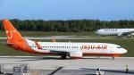 westtowerさんが、グアム国際空港で撮影したチェジュ航空 737-82Rの航空フォト(写真)