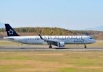 バーダーさんが、新千歳空港で撮影したエバー航空 A321-211の航空フォト(写真)