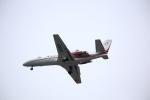 T.Sazenさんが、伊丹空港で撮影した読売新聞 560 Citation Encore+の航空フォト(飛行機 写真・画像)