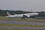 龙エアーさんが、成田国際空港で撮影したエールフランス航空 777-328/ERの航空フォト(写真)