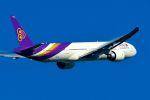 まいけるさんが、スワンナプーム国際空港で撮影したタイ国際航空 777-3AL/ERの航空フォト(写真)
