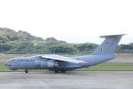 臨時特急7032Mさんが、長崎空港で撮影したインド空軍 Il-76MD Gajarajの航空フォト(写真)