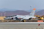 バーダーさんが、千歳基地で撮影した航空自衛隊 T-4の航空フォト(写真)