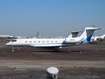 SK51Aさんが、羽田空港で撮影したUS バンク Gulfstream G650ER (G-VI)の航空フォト(写真)