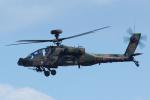 yabyanさんが、名古屋飛行場で撮影した陸上自衛隊 AH-64Dの航空フォト(飛行機 写真・画像)