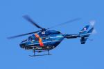 yabyanさんが、名古屋飛行場で撮影した熊本県警察 BK117B-2の航空フォト(飛行機 写真・画像)