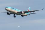 tomobileさんが、成田国際空港で撮影した大韓航空 A330-323Xの航空フォト(写真)