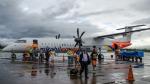 tomobileさんが、ナガ空港で撮影したエアーピル・エキスプレス DHC-8-402Q Dash 8の航空フォト(写真)