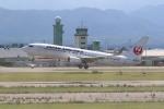 yuu-kiさんが、小松空港で撮影した日本航空 737-846の航空フォト(写真)