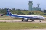 yuu-kiさんが、小松空港で撮影した全日空 A321-211の航空フォト(写真)
