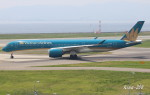 RINA-200さんが、関西国際空港で撮影したベトナム航空 A350-941XWBの航空フォト(写真)