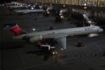 nobu2000さんが、デトロイト・メトロポリタン・ウェイン・カウンティ空港で撮影したデルタ航空 MD-90-30の航空フォト(写真)