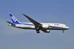 Orange linerさんが、成田国際空港で撮影した全日空 787-8 Dreamlinerの航空フォト(写真)