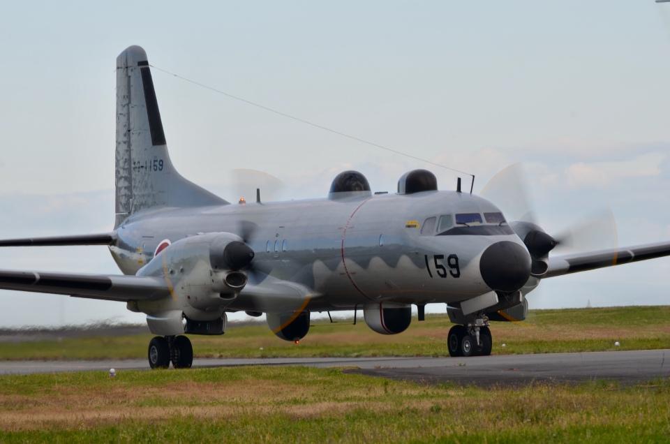 382kossyさんの航空自衛隊 NAMC YS-11 (02-1159) 航空フォト
