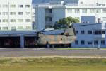 yabyanさんが、名古屋飛行場で撮影した陸上自衛隊 CH-47Jの航空フォト(写真)