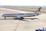 KAKOさんが、中部国際空港で撮影したエティハド航空 787-9の航空フォト(写真)
