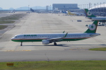 SSB46さんが、関西国際空港で撮影したエバー航空 A321-211の航空フォト(写真)
