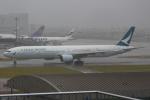 おみずさんが、関西国際空港で撮影したキャセイパシフィック航空 777-367の航空フォト(写真)